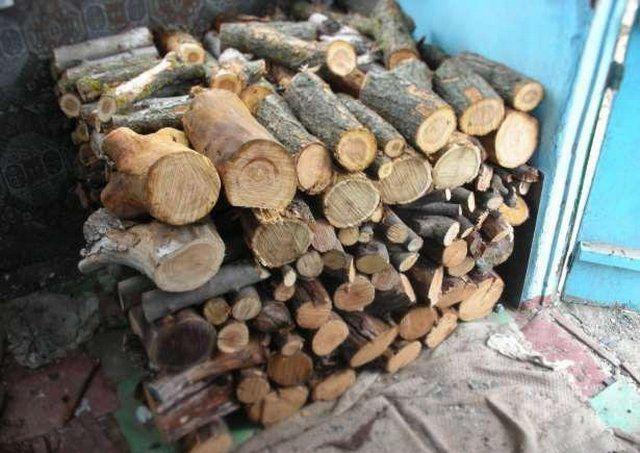 Дрова из ивы или тополя не относятся к качественным и применяются только при крайней необходимости