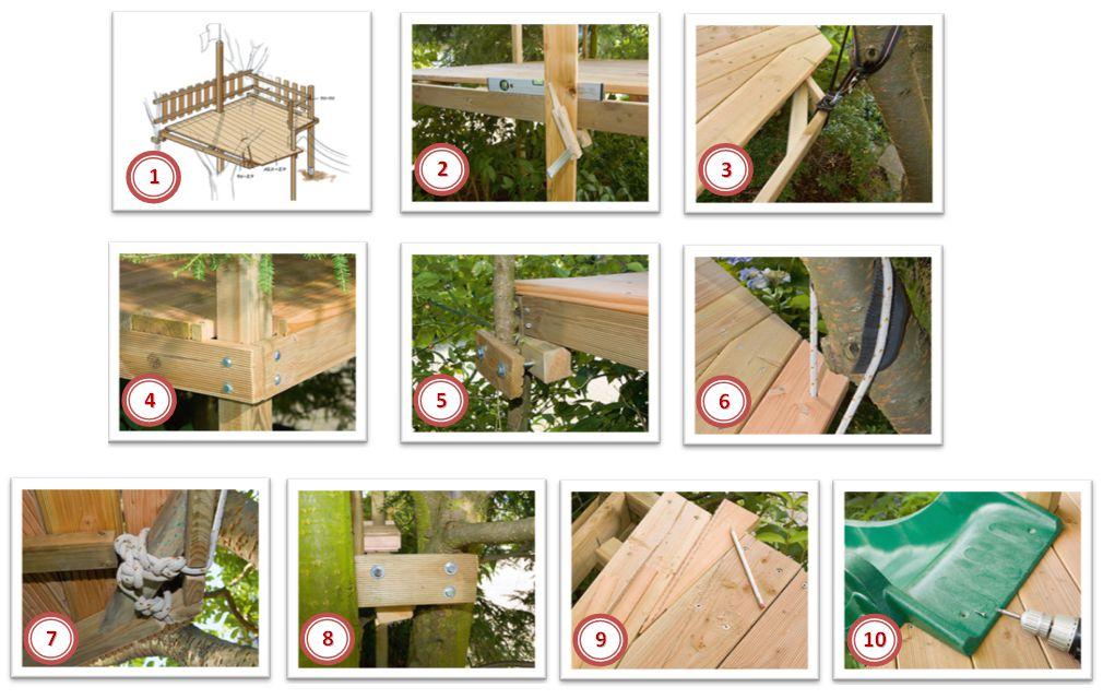 Comment construire une maison sur un arbre