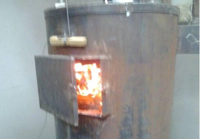 Trugar Brand Boiler.