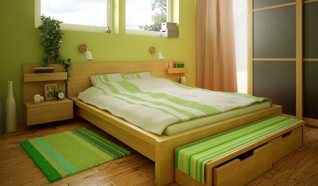 """Groene schaduw is altijd beschouwd als """"kleur van het leven"""""""