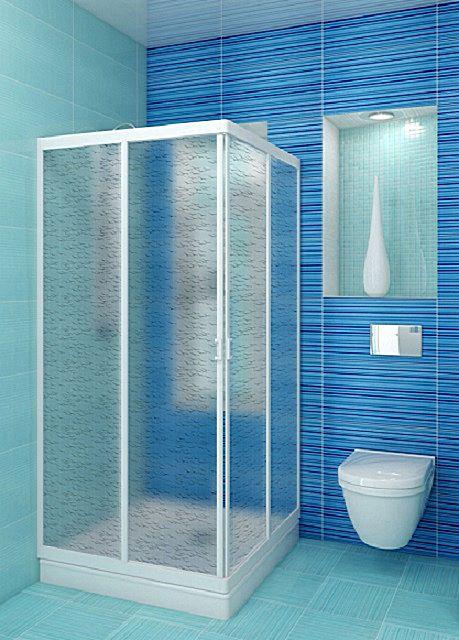 Дизайн интерьера ванной комнаты с душевой кабиной. Дизайн ванной комнаты с душевой кабинкой
