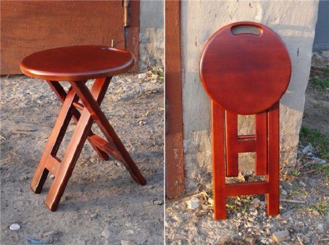 이러한 의자는 특히 도시 출발에 편리합니다.