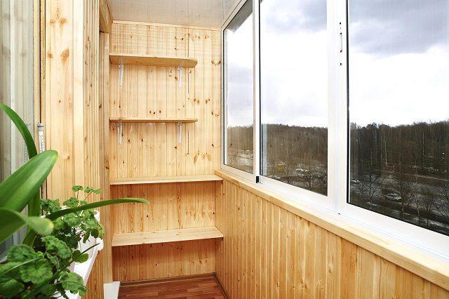 Балконды жөндеу жасаңыз