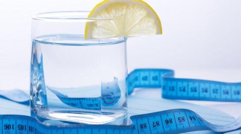 Как быстро похудеть на водной диете