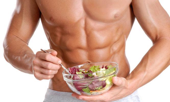 Диета для похудения живота и боков для мужчин
