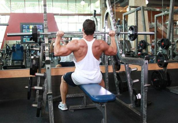 План тренировок в тренажерном зале для мужчин