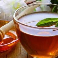 Cколько калорий в чае без сахара?