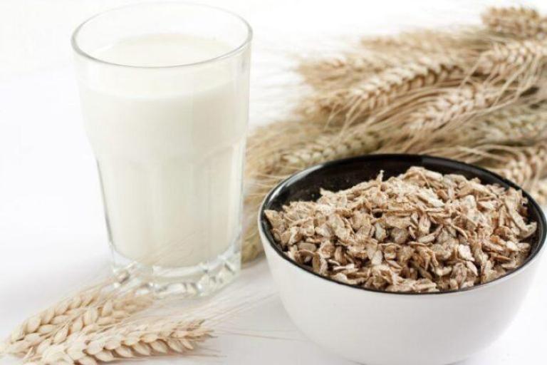Овсяное молоко для похудения