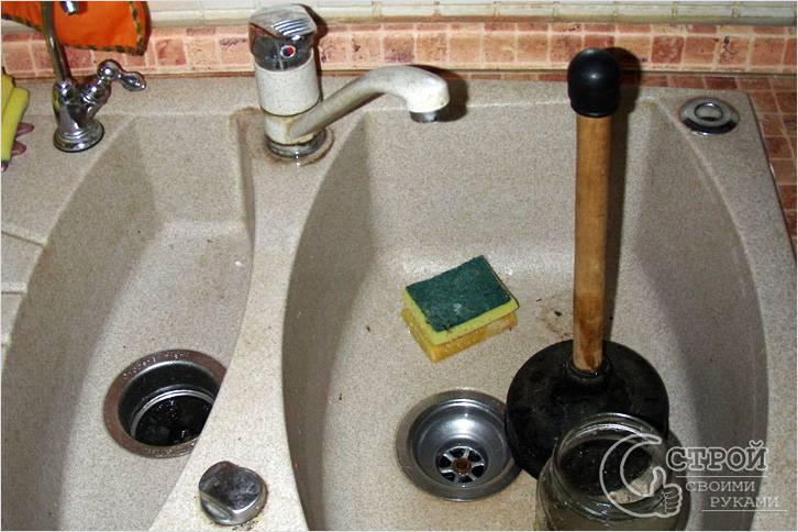 cum să elimini grăsimea din chiuvetă)
