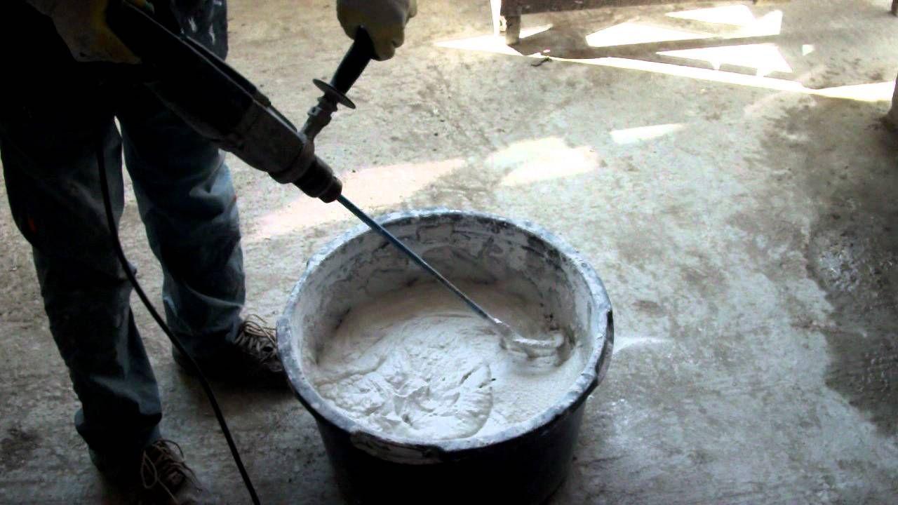 добавка извести в цементный раствор