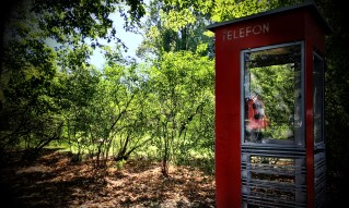 A real phone booth ! © David-Kevin Bryant