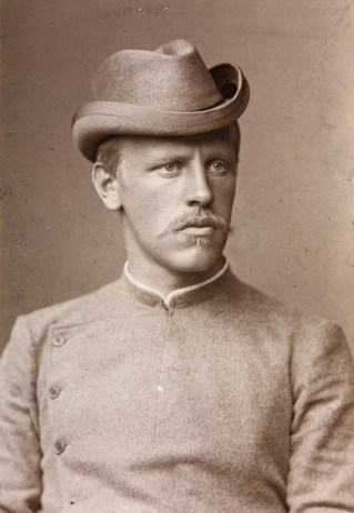 Fritjof Nansen by Ludwik Szacinski via commons.wikimedia.org