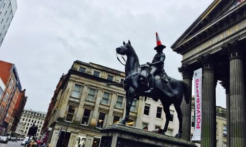 The Duke of Wellington. © David-Kevin Bryant