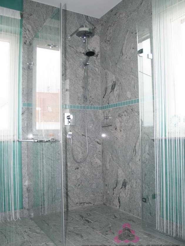 Dusche Wandfliesen Badezimmer Bad