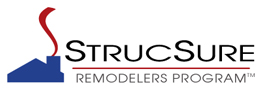 StrucSure Remodelors Program logo