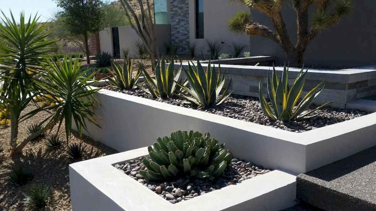 05 low maintenance front yard landscaping ideas