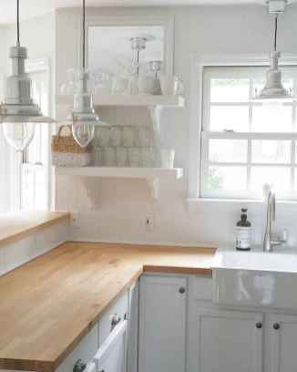 13 rustic kitchen decor with open shelves ideas