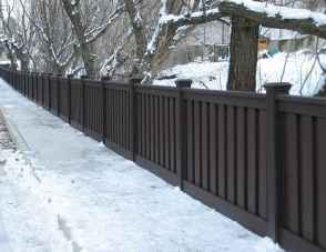 17 simple and cheap privacy fenceideas