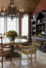 25 fancy french country dining room decor ideas