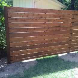 27 simple and cheap privacy fenceideas