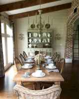 30 fancy french country dining room decor ideas