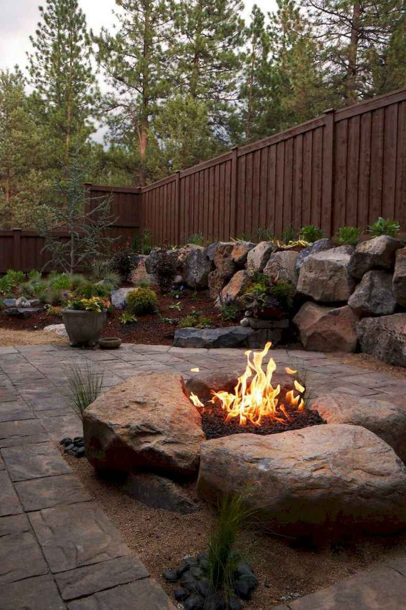 33 easy diy fire pit ideas for backyard landscaping