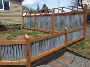 33 simple and cheap privacy fenceideas