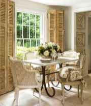 45 fancy french country dining room decor ideas