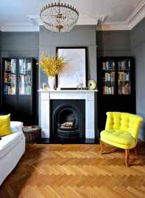 46 small fireplace makeover decor ideas
