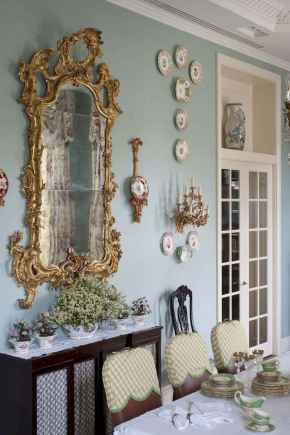 55 fancy french country dining room decor ideas
