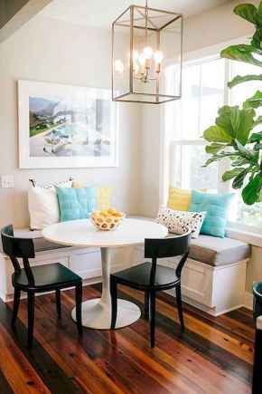 57 small dining room table & decor ideas