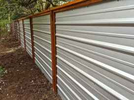 60 simple and cheap privacy fenceideas