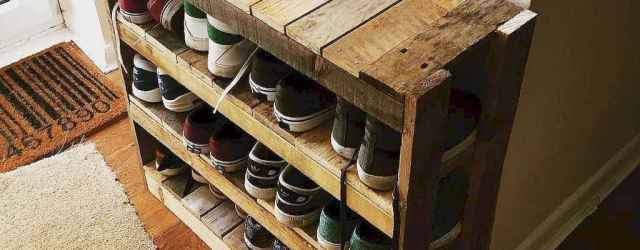 66 easy diy pallet project home decor ideas