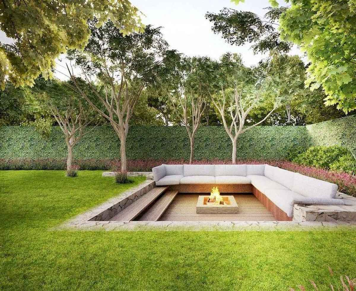 68 easy diy fire pit ideas for backyard landscaping
