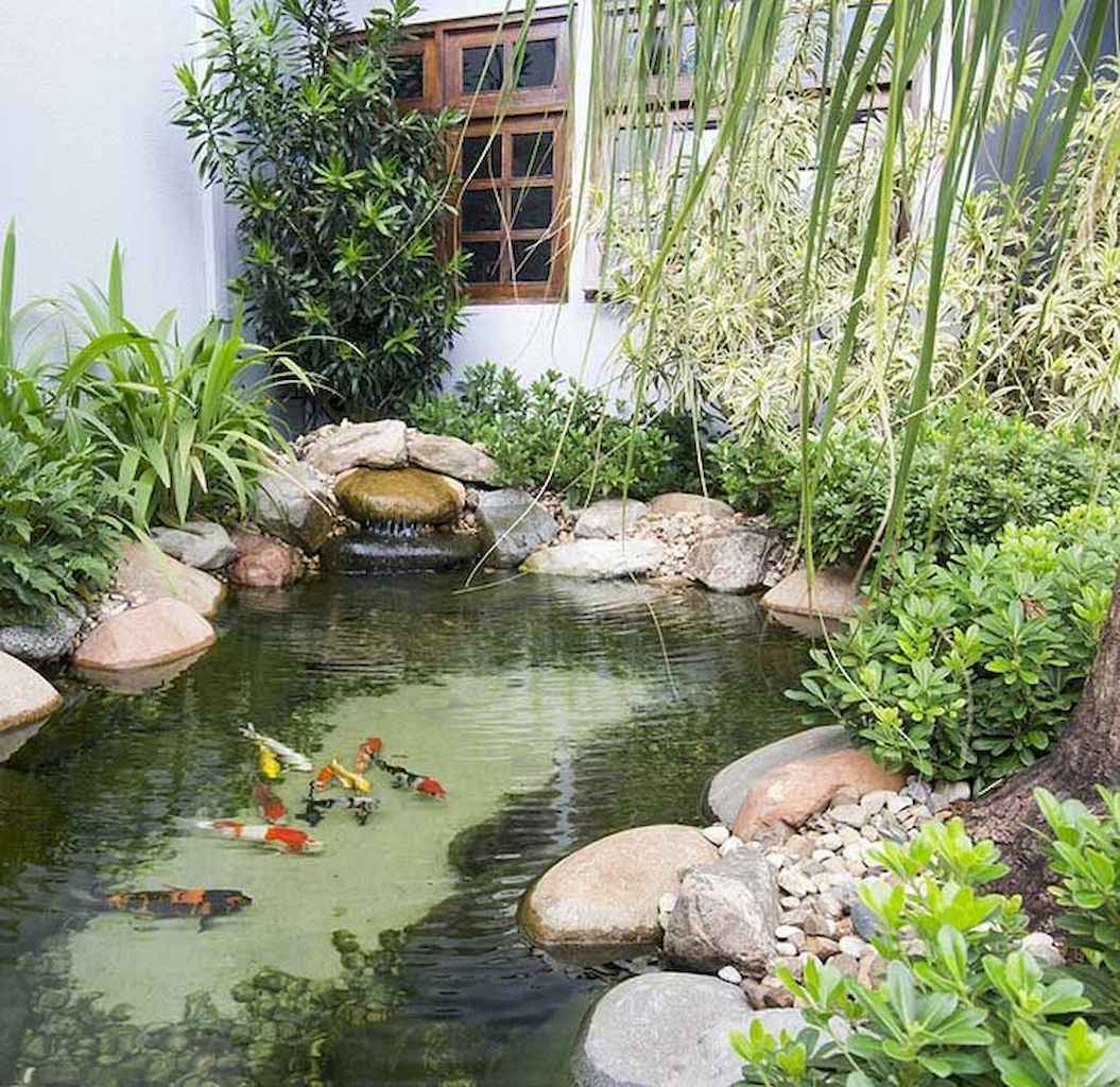 70 gorgeous backyard ponds and water garden landscaping ideas