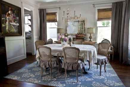 77 fancy french country dining room decor ideas
