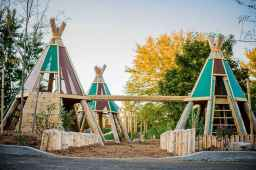 03 diy playground project ideas for backyard landscaping