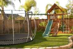 05 diy playground project ideas for backyard landscaping