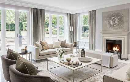 06 cozy french country living room ideas