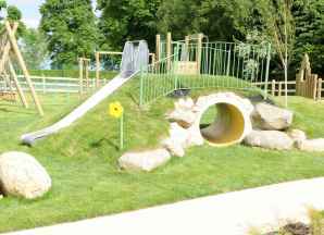 24 diy playground project ideas for backyard landscaping