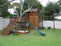 34 diy playground project ideas for backyard landscaping