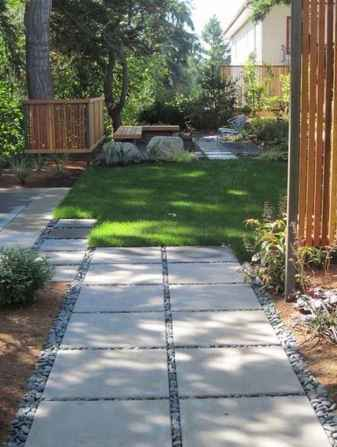 36 simple and beautiful front yard landscaping ideas
