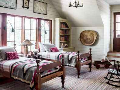41 rustic lake house bedroom decorating ideas