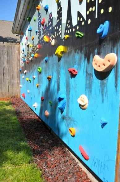 48 diy playground project ideas for backyard landscaping