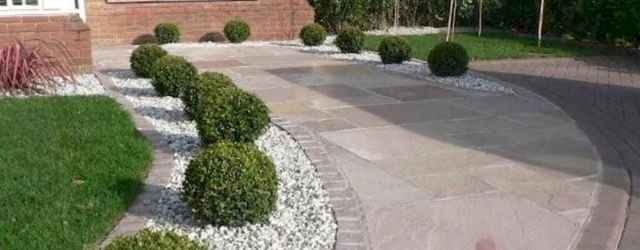 53 simple and beautiful front yard landscaping ideas