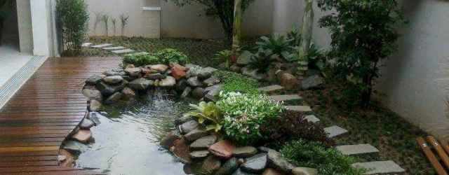 55 awesome backyard ponds and water garden landscaping ideas