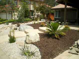 58 simple and beautiful front yard landscaping ideas
