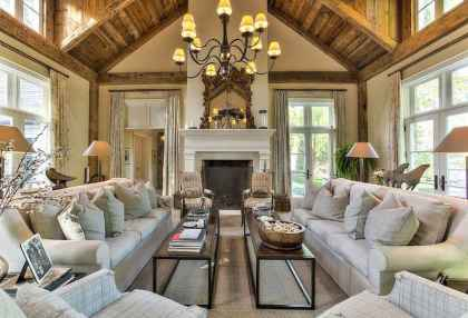 61 cozy french country living room ideas