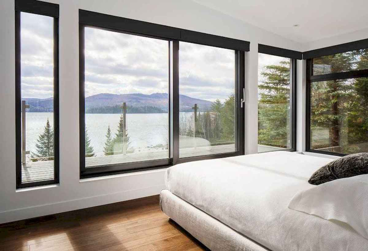 62 rustic lake house bedroom decorating ideas