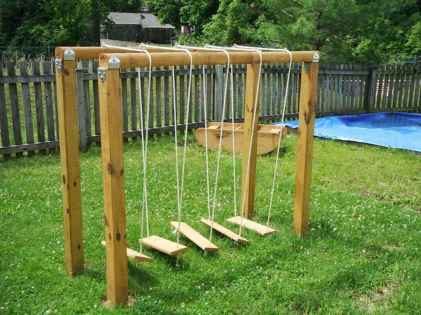 63 diy playground project ideas for backyard landscaping